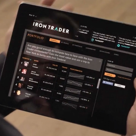 Iron Trader