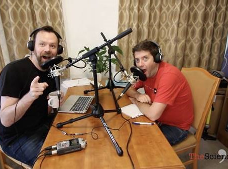 Podcasting Science