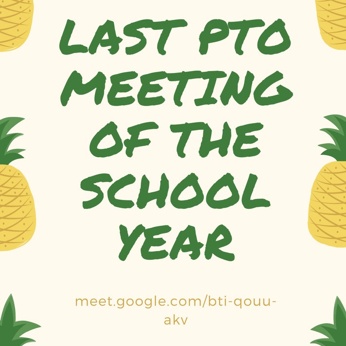 New Emerson PTO Online Meeting