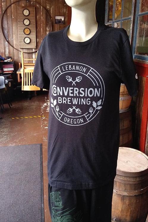Conversion Brewing Hops T-shirt
