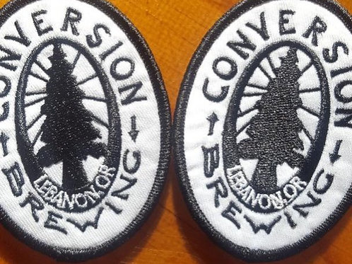 Conversion Brewing Patch
