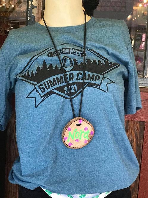 Summer Camp T shirt