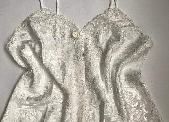 Vintage Christian Dior cami