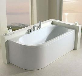 Carron Status shower bath