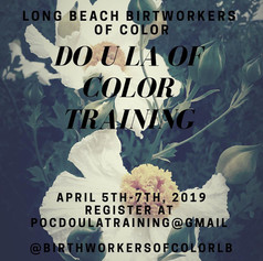 Doula of Color Training
