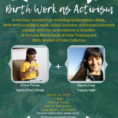 Birth Work as Activism
