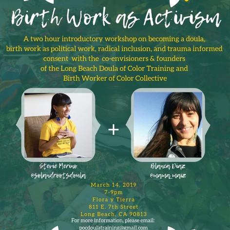 Birth Work as Activism