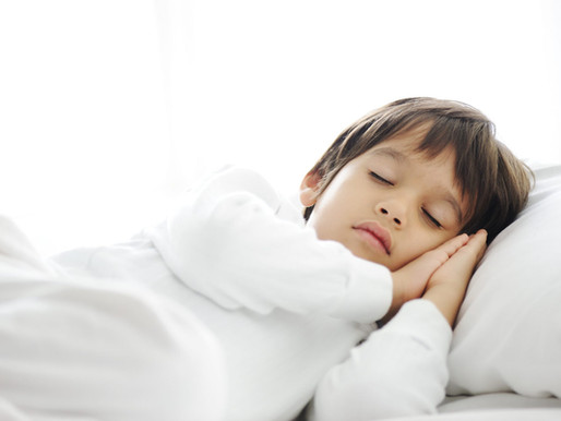 5 Tips to Help Your Child Create Good Sleep Habits