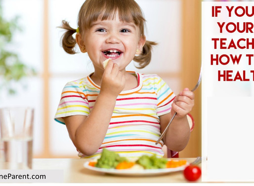 Bad Vs. Healthy Food Options For Our Children