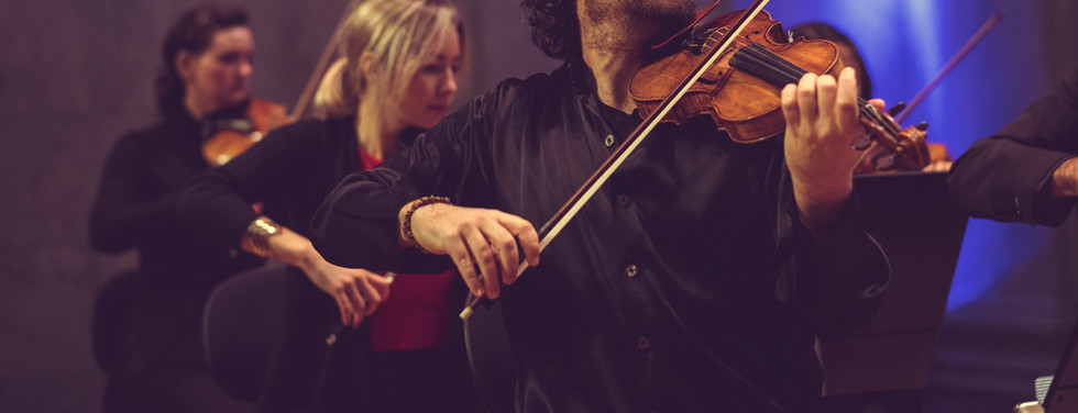 Norwegian Chamber Orchestra 40th Anniversary Concert in Oslo. Photo by Bård Gundersen