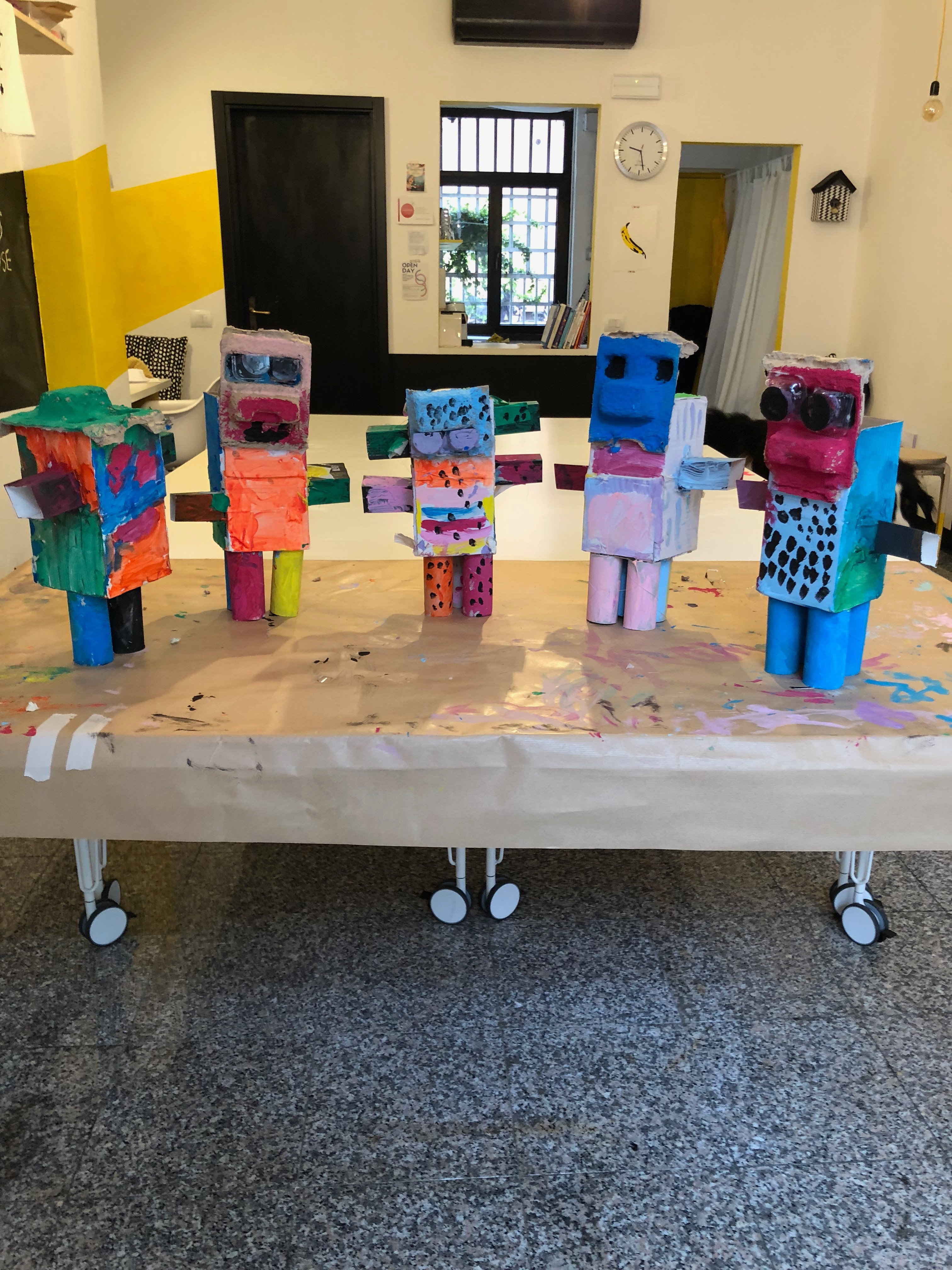 Special event: il mio Robot