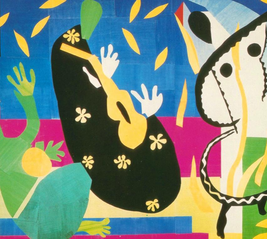 ART IN ENGLISH Matisse