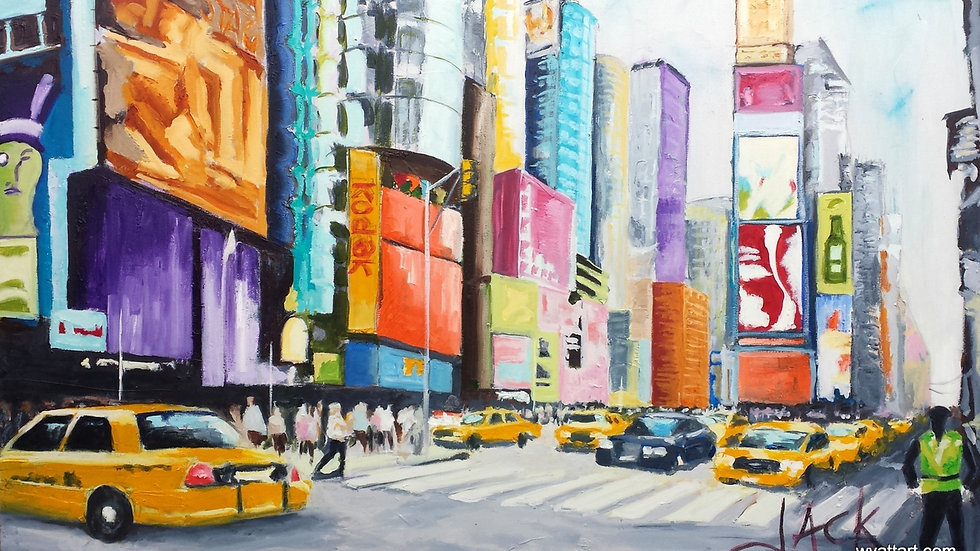 JACK WYATT - NEW YORK - NEW YORK