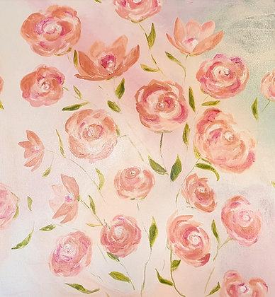 CORINA WYATT - WALLPAPER ROSES