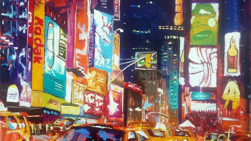 JACK WYATT - CITY LIGHTS