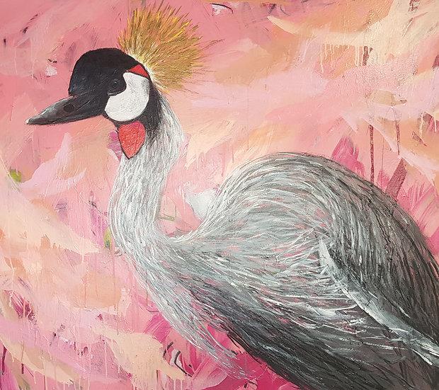 CORINA WYATT - BIRD IS THE WORD