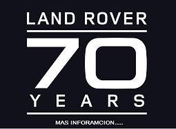 Aniversario Land Rover