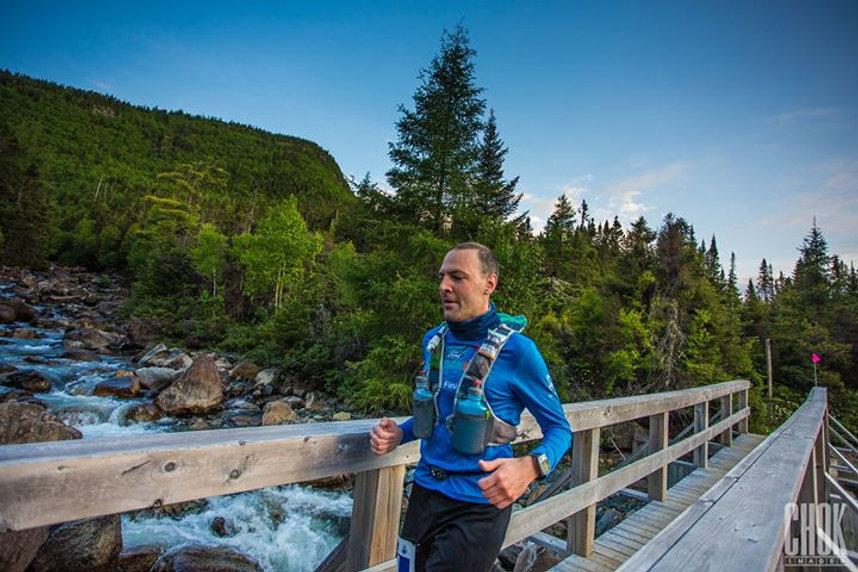 Ultratrail 100 km du Mont Albert_Mathieu Fortin_course en sentiers