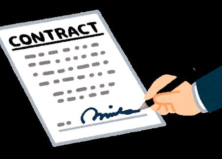初めての外国人採用:雇用契約書編