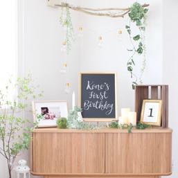 1st birthday decoration