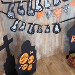 Halloween art&craft Photo Boot