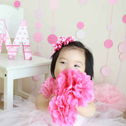 Pink Photo Booth
