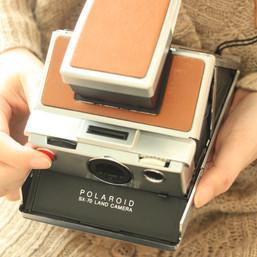 Polaroid camera SX-70
