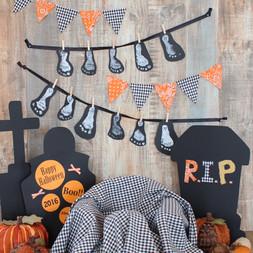 Halloween art&craft Photo Booth