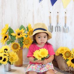 Sunflower farm Photo Booth