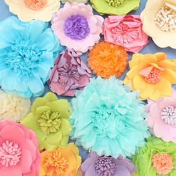 Big flower Photo Booth