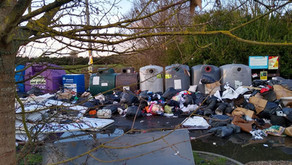 How CCTV can help you tackle Fly-Tipping.