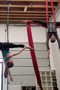 aerial rope classes in Victoria on Vancouver Island