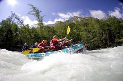 les 2 alpes Rafting