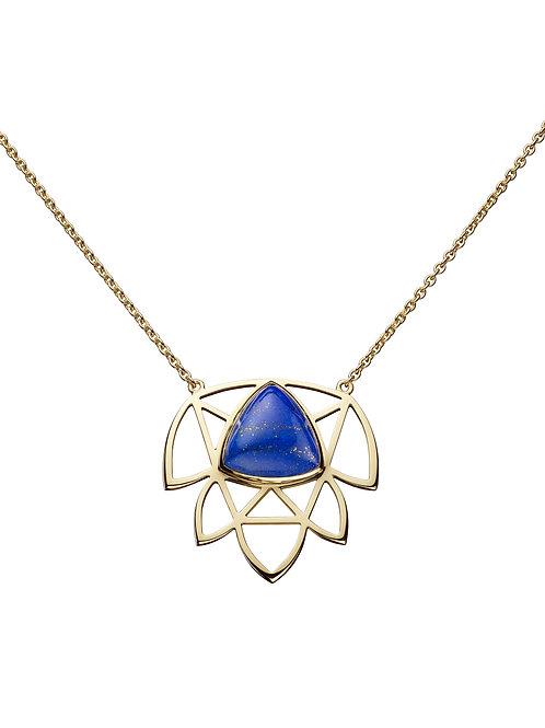 Pendentif Let Go avec Lapis Lazuli