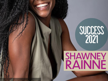 All Things Career Inspiration with Shawney Rainne!