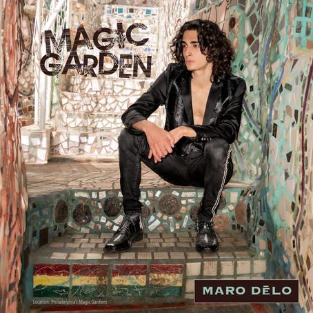 "Single Review: Maro DēLo Releases New Single ""Magic Garden"""