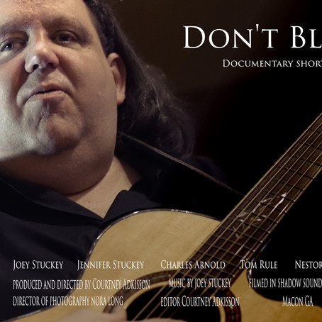 Joey's New Documentary and Music!