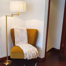 Soft furnishings & ambient lighting