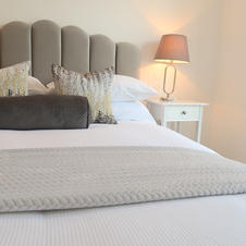 Luxury bedding, bedspreads and cushions for all bedrooms