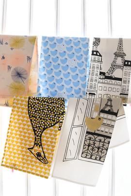 Torchons design La Cocotte Paris