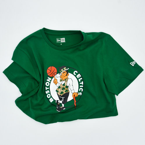 T-shirt NewEra Boston Celtics Logo