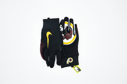 Guanti Nike da stadio - Washington Redskins