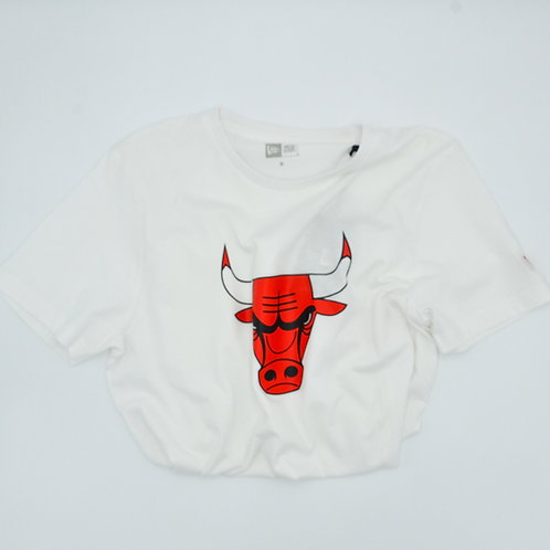 T-shirt NewEra Chicago Bulls Logo