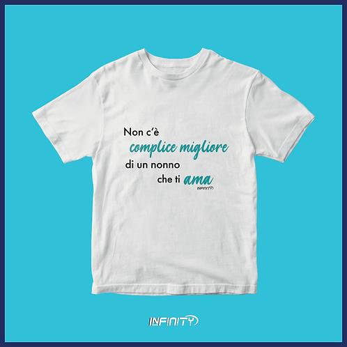 T-shirt  Festa dei nonni frase