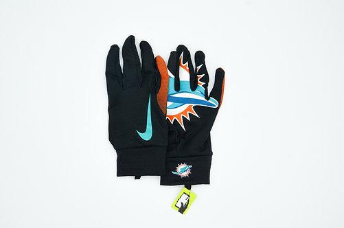 Guanti Nike da stadio - Miami Dolphins