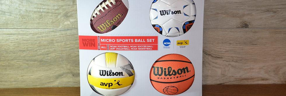 Wilson Micro Ball Set