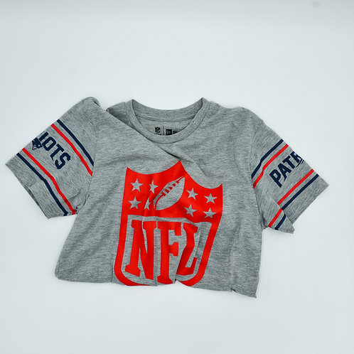 T-shirt NewEra Badge Tee New England Patriots