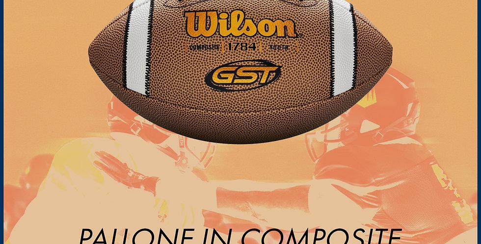 Pallone da football Wilson GST TDY Composite
