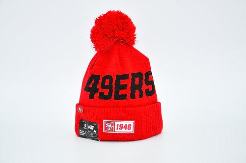 Berretto NewEra NFL100 San Francisco 49ers