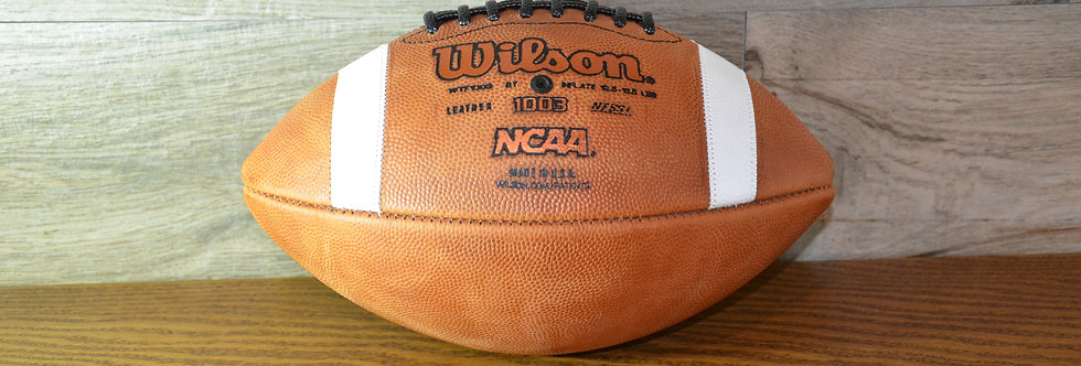 Pallone da football Wilson GST Leather